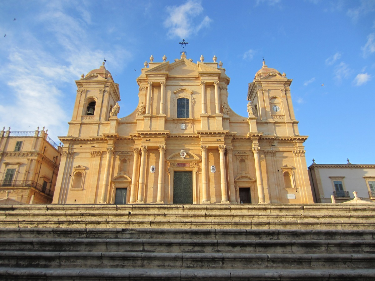 Photo Tour of Noto
