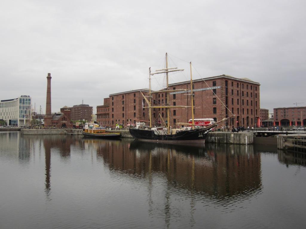 Liverpool: Albert Dock